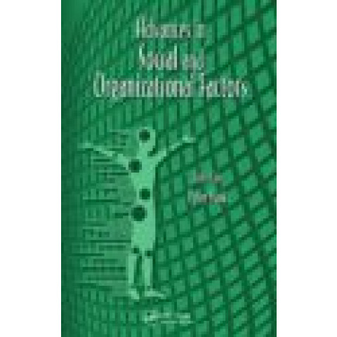 Advances in Social and Organizational Factors