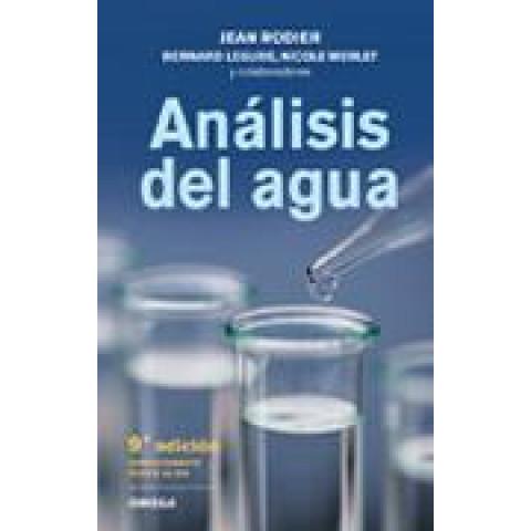 Análisis del agua, 9ª Edicion