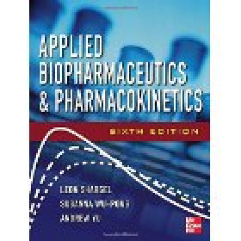 Applied Biopharmaceutics & Pharmacokinetics, 7th Edition