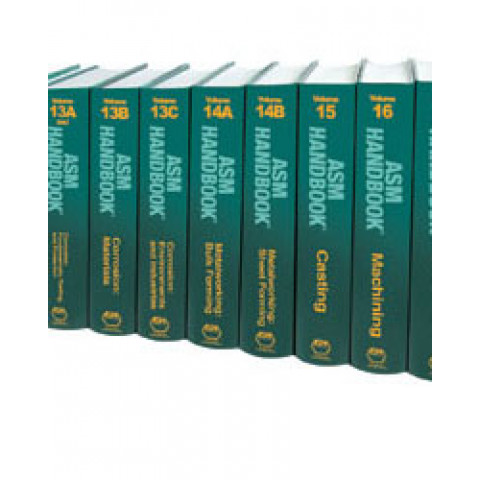 ASM Handbook: Set., 36 Volumes