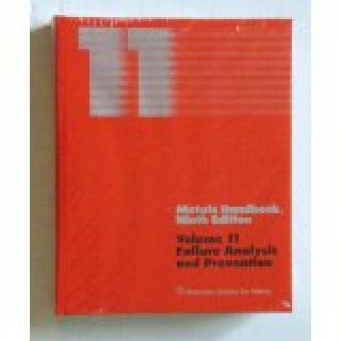 ASM Metals Handbook Volume 10 Materials Characterization