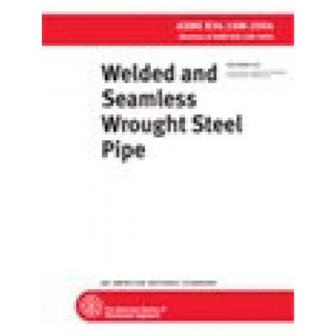 ASME B36.10M - 2018 Welded and Seamless Wrought Steel Pipe
