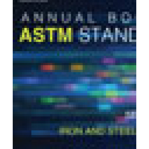 ASTM Volume 01.04: Steel--Structural, Reinforcing, Pressure Vessel, Railway, Edition 2012, CD-ROM