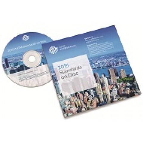 ASTM Volume 01.08: Jan.2015 Fasteners; Rolling Element Bearings, CD-ROM