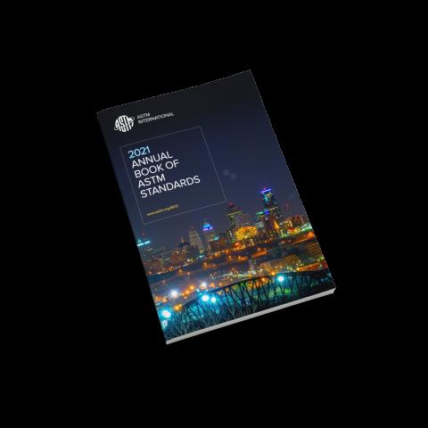 ASTM Volume 01.08: Jan.2021 Ships and Marine Technology (II): F1546 – latest, Print