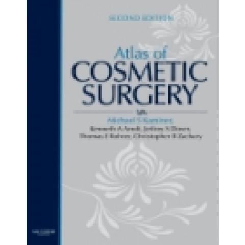 Atlas of Cosmetic Surgery with DVD, 2nd Edition 2008
