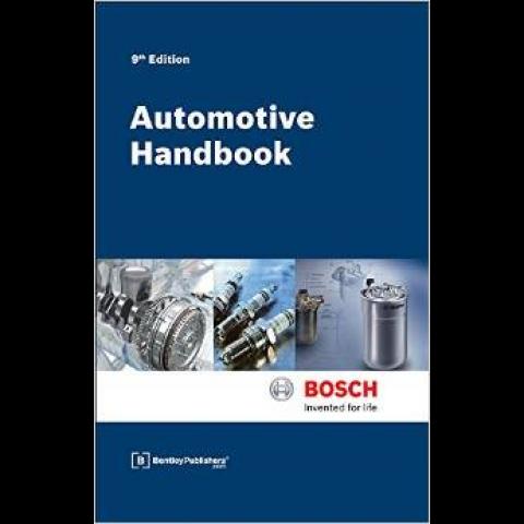 Automotive Handbook, 10th Edition 2018