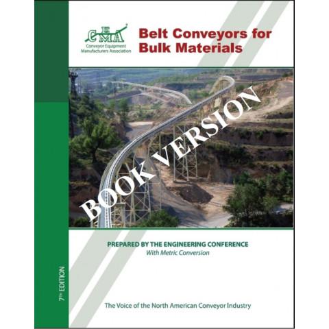 Belt Conveyors For Bulk Materials, 7th Edition 2014