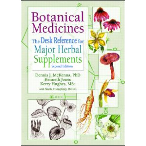 Botanical Medicines: The Desk Reference for Major Herbal Supplements, 2nd Edition