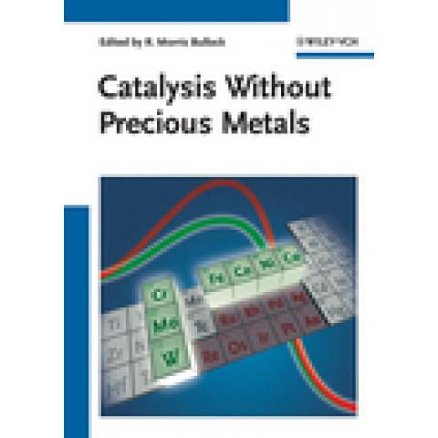 Catalysis without Precious Metals