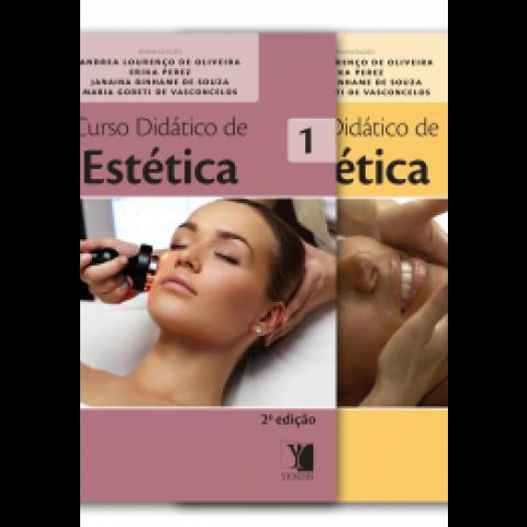 Curso Didático de Estética, Volumes 1 e 2