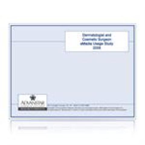 Dermatologist and Cosmetic Surgeon eMedia Usage Study - 2008