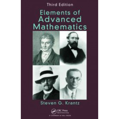 Elements of Advanced Mathematics, 3rd Edition 2012