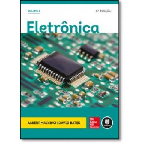 Eletrônica - Volume 1 - 8ª Ed.