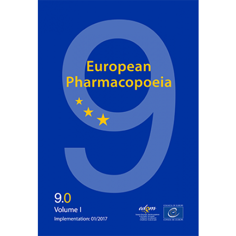 European Pharmacopoeia, 10th Edition 2020 Bilingual, Online Subscription