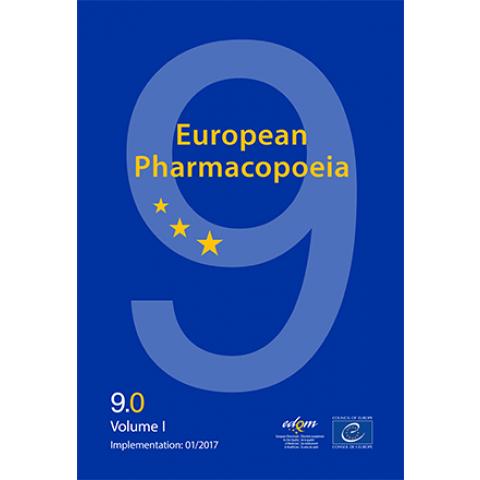 European Pharmacopoeia, 10th Edition 2020 Bilingual, Online Subscription