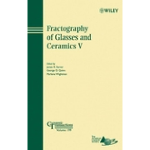 Fractography of Glasses and Ceramics V