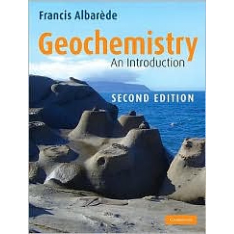 Geochemistry: An Introduction, 2nd Edition 2009