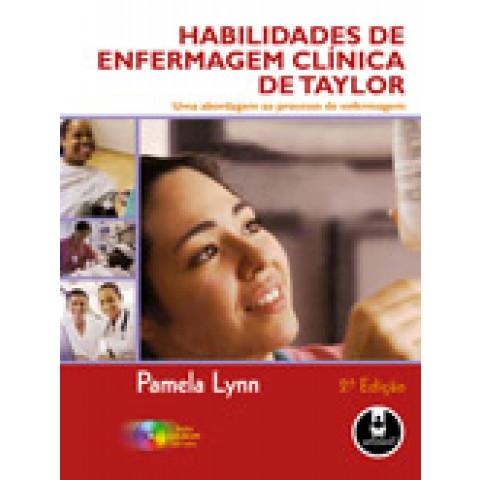 Habilidades de Enfermagem Clínica de Taylor, 2ª Edição