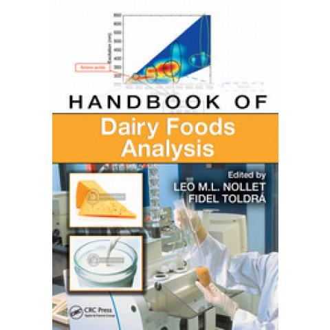 Handbook of Dairy Foods Analysis, Edition 2009