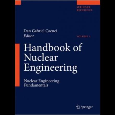 Handbook of Nuclear Engineering, 5 Vol set.