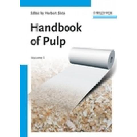 Handbook of Pulp, 2 Volume Set.