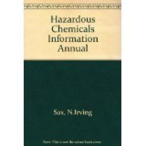 Hazardous Chemicals Information Annual Nr 1