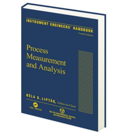 Instrument Engineers' Handbook, Volume 1: Process Measurement and Analysis, 4th Edition 2003