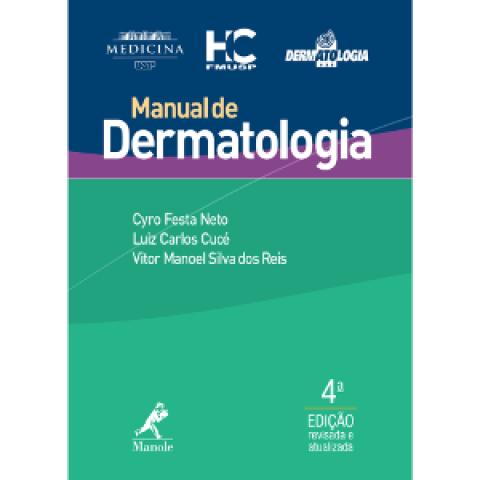 Manual de Dermatologia - 5ª edição