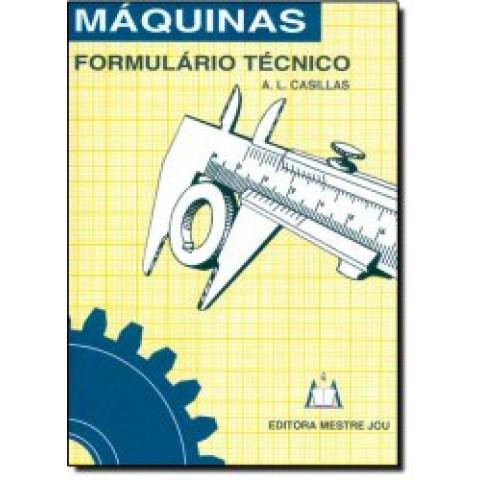 Máquinas Formulário Técnico, A. L. Casillas