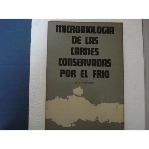 Microbiologia de las Carnes Conservadas por el Frio