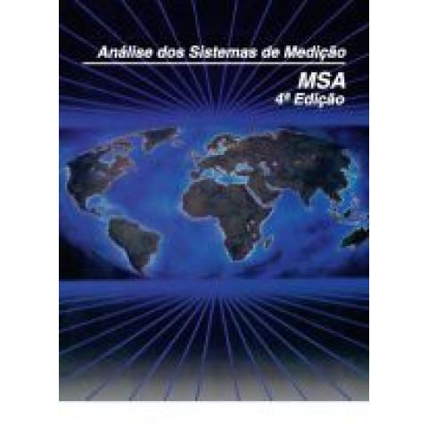 MSA - Análise dos Sistemas de Medição