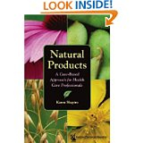 Natural Products: A Case-Based Approach for Health Care Professionals