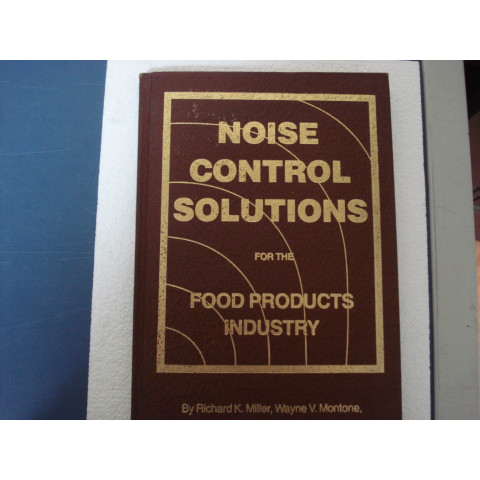 Noise Control Solutions for the Food Products Industry