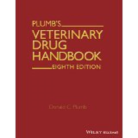 Plumb's Veterinary Drug Handbook (Desk), 8th Edition 2015