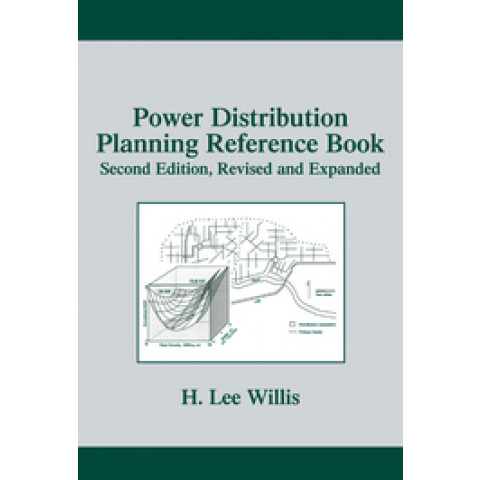 Power Distribution Planning Reference Book, 2nd Edition 2004