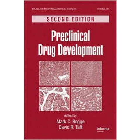 Preclinical Drug Development, 2nd Edition 2009
