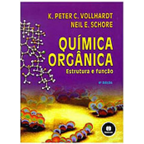 Química Orgânica - Estrutura e Função 4.ed.2004