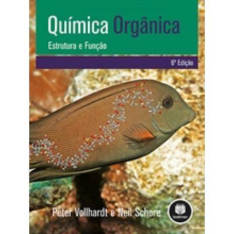 Química Orgânica Estrutura e Função - 6ª Edição 2013