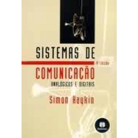 Sistemas de Comunicação - 4.ed.  Analógicos e digitais