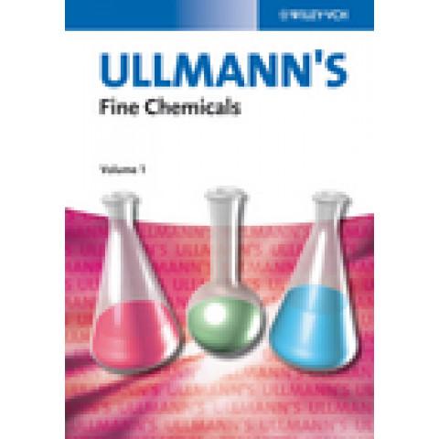 Ullmann's Fine Chemicals, 3 Volume Set,