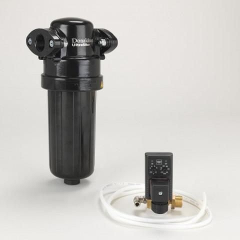 1C484967 - SEPARADOR CICLONICO PARA GASES C/ DRENO ELETRONICO TEMPORIZADO