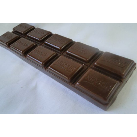 Barra de chocolate 500g