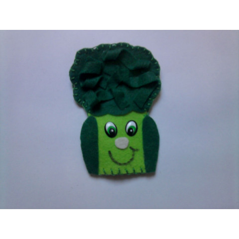 Dedoche Nutrivida Brócolis