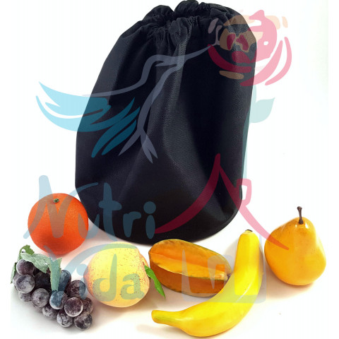 Kit Nutrivida Sensorial Tátil Frutas
