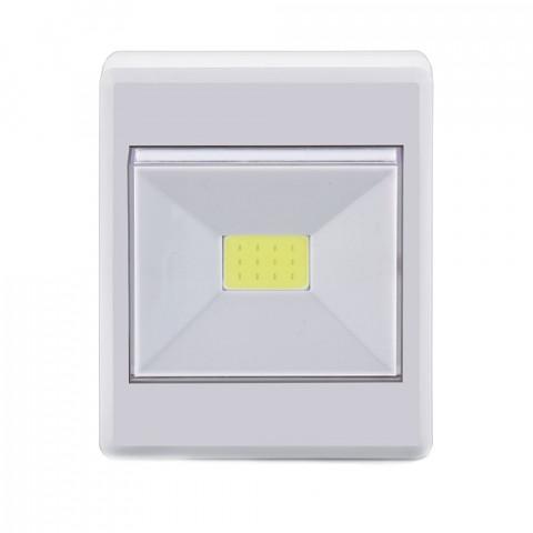 Mini Luminária Led Elgin (armários,closets,banheiros,etc)