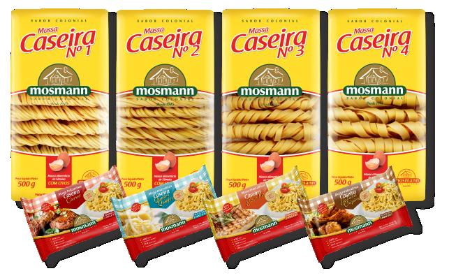 Kit Massa Caseira