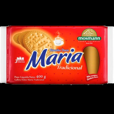BISCOITO MARIA TRADICIONAL 400g