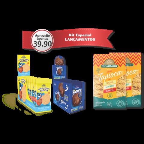 Kit Especial Lançamento