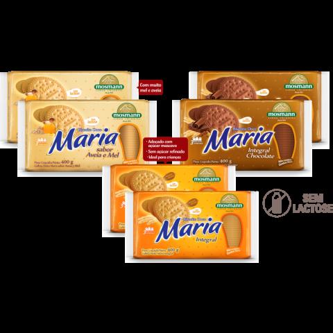 Kit Maria sem Lactose